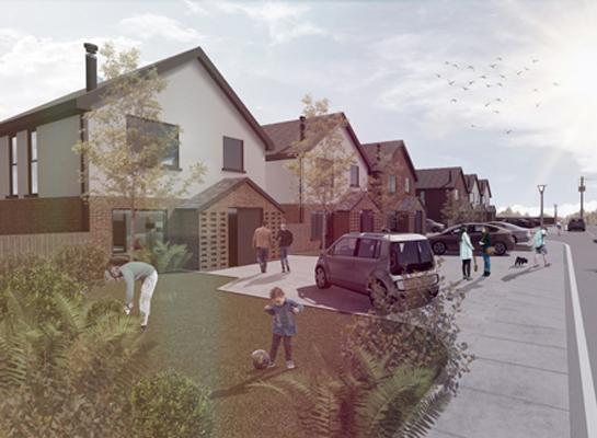 Housing Development, Epping