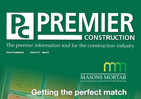 Premiere Construction Magazine 10.11