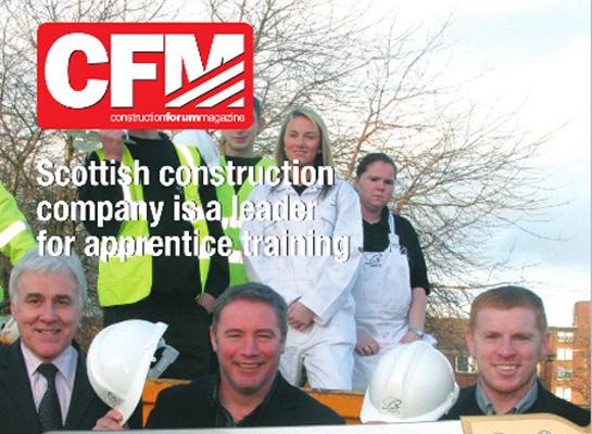 Construction Forum Magazine 06.12