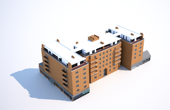 8 New Penthouses