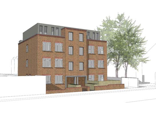 Church Road Penthouses
